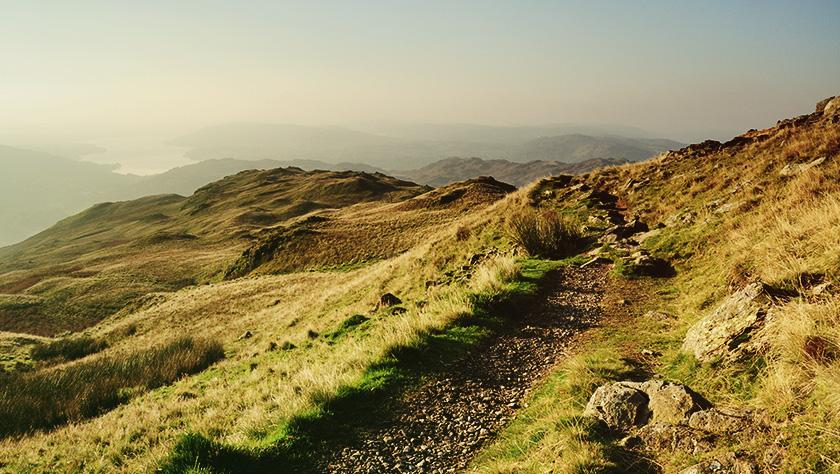 Cumbrian Footpath